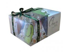 Tea of Life Organické čaje dárková kolekce 4 příchutě 12ks pyramid