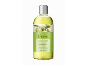Doliva Olivový ošetřující šampon na vlasy 500 ml