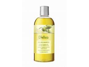 Doliva Olivový šampon pro zvětšení objemu vlasů 500 ml