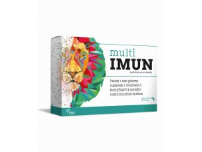 Omega Pharma multiIMUN 30 cucavých tablet