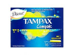 tampax tampony regular 16 ks