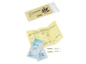 Test na marihuanu - THC z moči