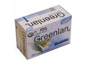 Lancety pro pero ke glukometru Easygluco Glucolab 200 ks
