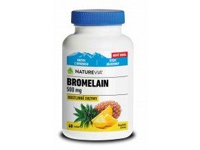 Naturevia Bromelain 500 mg 60 tbl.