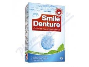 MR. BUSINESS WP Smile Denture čistící tablety na zubní náhrady 30ks