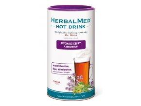 HerbalMed Hot Drink Dr. Weiss - nachlazení, rýma 180 g
