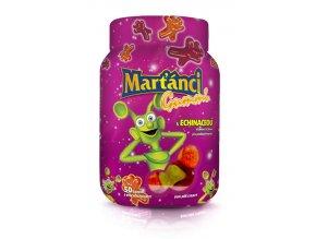 Walmark Marťánci Gummi s echinaceou 50 ks