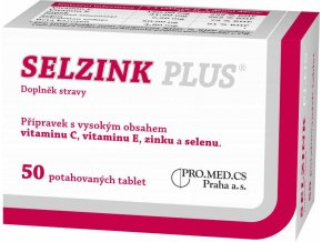 Selzink Plus 50 tbl.