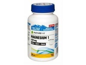 magnesium 420mg 90 zmensene