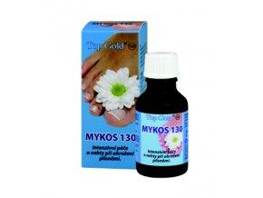 CHEMEK TopGold - Mykos 130 - pro nehty ohrožené plísní 20 ml