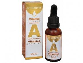 Marnys Tekutý vitamín A 30 ml