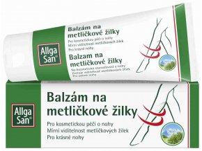 Allga San Balzám na metličkové žilky 100 ml