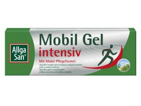 Allga San Mobil gel intensiv 100 ml