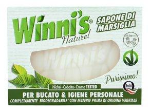 Winni´s Sapone Marsiglia Ekologické tuhé mýdlo 250 g