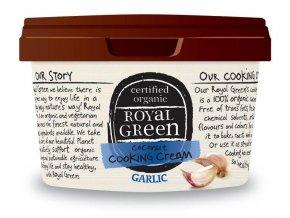 Royal Green BIO Kokosový olej s česnekem 250 ml