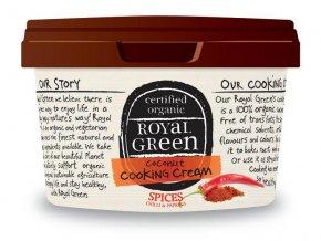 Royal Green BIO Kokosový olej s chilli a paprikou 250 ml