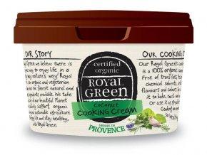 Royal Green BIO Kokosový olej s provensálskými bylinami 250 ml