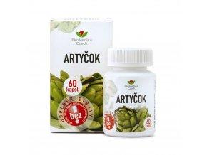 Arkokapsle Artyčok 45 kapslí