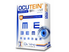 Simply You Ocutein Brillant Lutein 25 mg 30 tob.