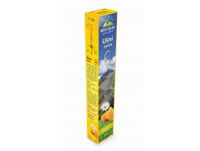 GDM Mont Blanc Luxury Auris Ušní svíce Natur 2 ks
