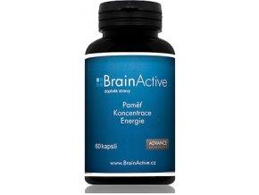 Advance BrainActive - paměť, koncentrace, energie 60 kapslí