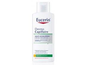 Eucerin Šampon proti suchým lupům DermoCapillaire 250 ml
