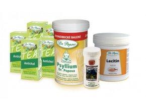 DR. POPOV Originální balíček produktů - Cholesterol