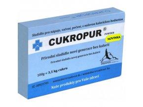 Phoenix Monopol Cukropur powder - přírodní sladidlo 100 g