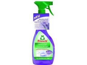 Frosch Levandulový hygienický čistič 500 ml