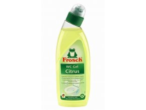 Frosch Citrusový WC gel 750 ml