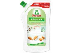 Frosch Tekuté mýdlo s mandlovým mlékem - náhradní náplň 500 ml