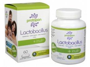 Protopan® Lactobacillus + inulin 60 tob.