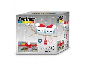 Centrum Silver s Multi-Efektem 100 tbl. + 30 tbl. ZDARMA - Vánoční balení