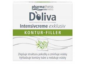 Doliva Olivový intenzivní krém exklusiv Kontur-Filler 50 ml