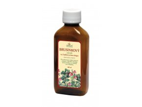 Grešík Brusinkový bylinný extrakt 185 ml DMT: 22.08.2020