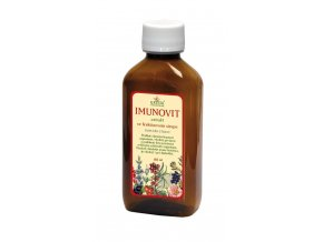 Grešík Imunovit bylinný extrakt 185 ml