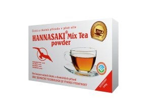 Phoenix Division Hannasaki Mix Tea powder 4x25g