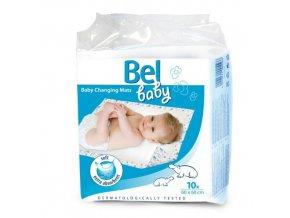 Bel Přebalovací podložka Bel Baby (Baby Changing Mats) 10 ks