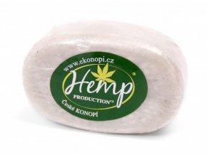Hemp production Konopné mýdlo s jemným peelingem 100 g