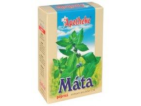 Apotheke Máta peprná - nať sypaný čaj 50 g
