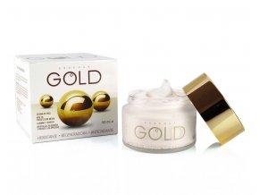 Dietesthetic Pleťový Krém se zlatem SPF 15 (Gold Cream) 50 ml