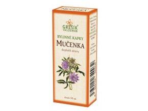 Grešík Mučenka bylinné kapky 50 ml