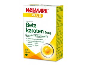 Walmark Beta karoten 6 mg 90 tob.