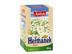 Apotheke Heřmánek pravý - květ sypaný 65g