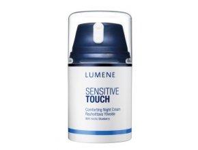 Lumene Noční zklidňující krém Sensitive Touch 50 ml