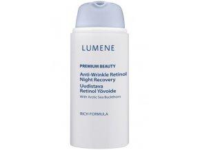 Lumene Omlazující noční krém s retinolem Premium Beauty 30 ml