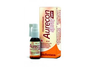Herb Pharma Aurecon dry spray na vysušení ucha 50 ml
