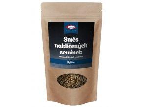 Labeta BIO Naklíčená semínka směs (Pohanka, slunečnice, alfalfa) 250 g