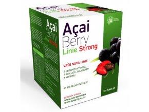 GDM Acai berry Linie Strong 180 tob.