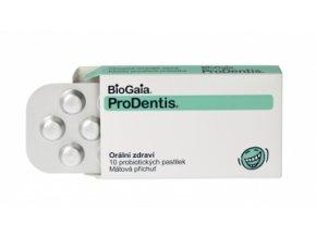 BioGaia ProDentis orální probiotikum 10 tbl.